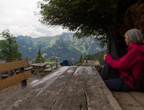 Wanderurlaub im Tal der Almen