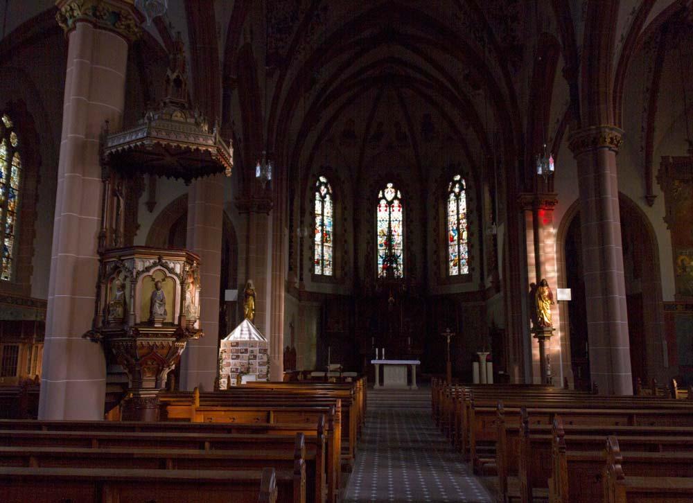 Pfarrkirche St. Martin Schweich
