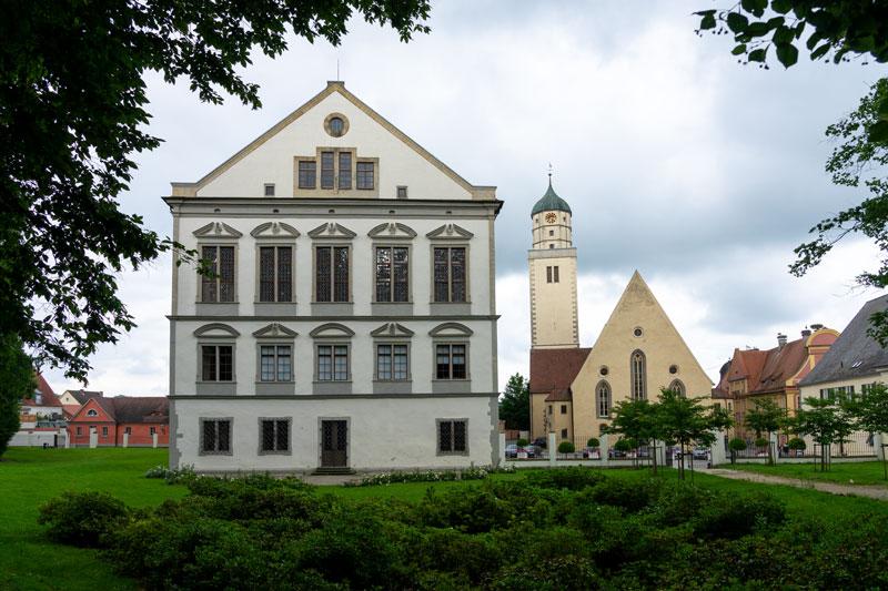 Residenzschloss Oettingen