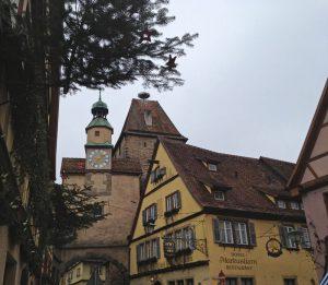 Der Roederbogen mit Markusturm