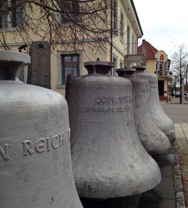 Kirchenglocken in Neulußheim