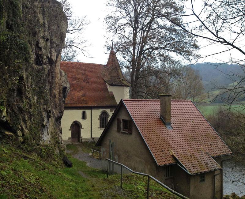 Kapelle St. Wendel am Stein