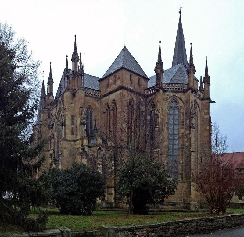 Stiftskirche St. Peter in Bad Wimpfen